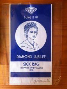 sick bag
